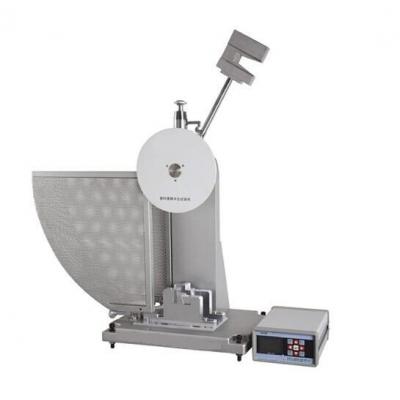 深圳三思-KBC1250塑料摆锤冲击试验机(客户实验室实拍图片)